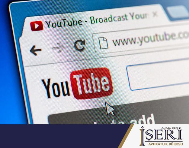 """Youtube kanalınıza yüklediğiniz içerikler """"ticari kazanç"""" kapsamında vergiye tabidir."""